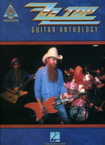 Guitar Anthology (Partition)