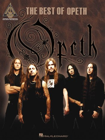 The Best Of Opeth (Partition)