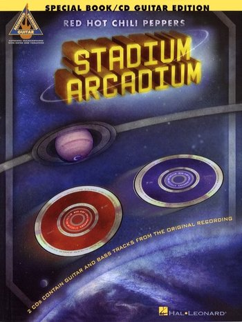 Stadium Arcadium (Partition+CD)
