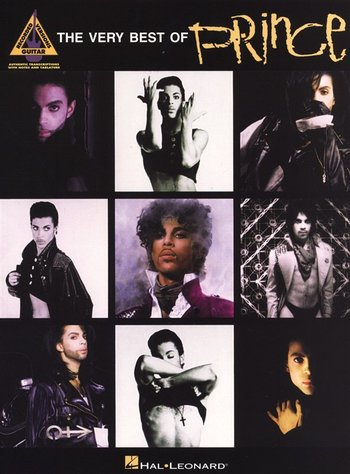 The Very Best of Prince - Guitar Recorded Version (Partition)