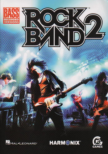 Rock Band 2 (Partition)