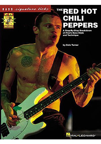 Red Hot Chili Peppers: Bass Signature Licks