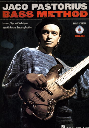 Ray Peterson : Jaco Pastorius Bass Method
