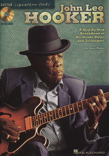 John Lee Hooker : Signature Guitar Licks