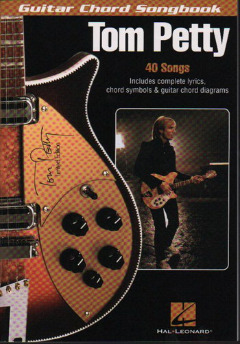 Guitar Chord Songbook : Tom Petty
