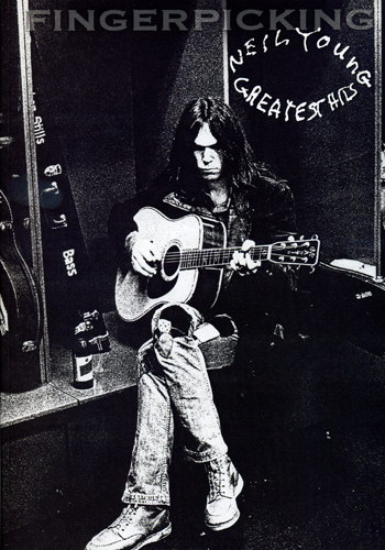 Neil Young : Greatest Hits (Partition)
