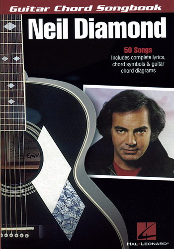 Neil Diamond : Guitar Chord Songbook (Partition)
