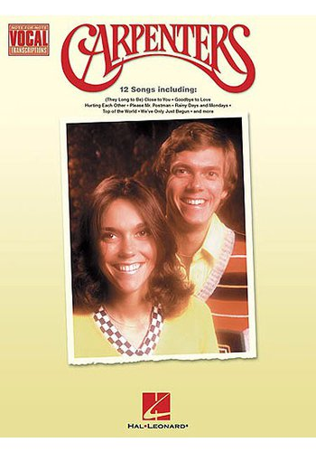 Carpenters: Note-For-Note Vocal Transcriptions