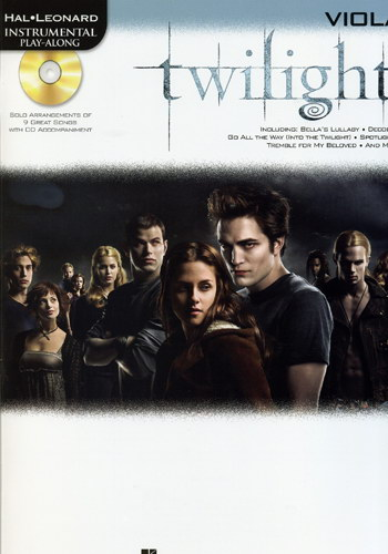 Hal Leonard Instrumental Play-Along : Twilight
