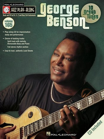 Jazz Play-Along Volume 165 : George Benson