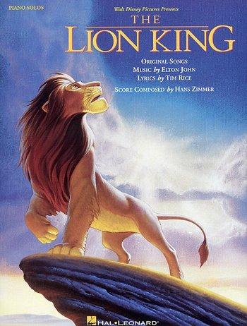 The Lion King: Piano Solos