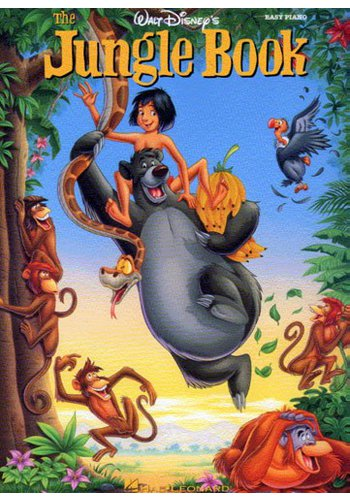 The Jungle Book Easy Piano