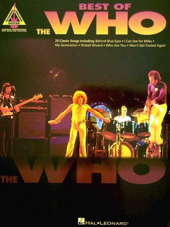Best Of The Who (Tab) (Partition)