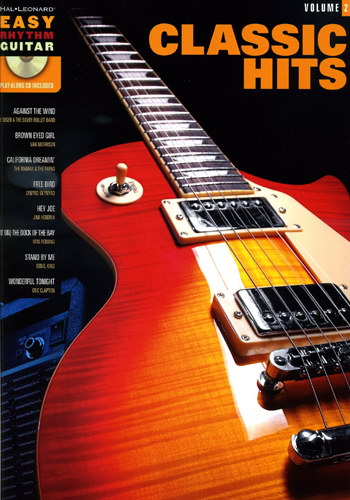 Easy Rhythm Guitar (Partition+CD)
