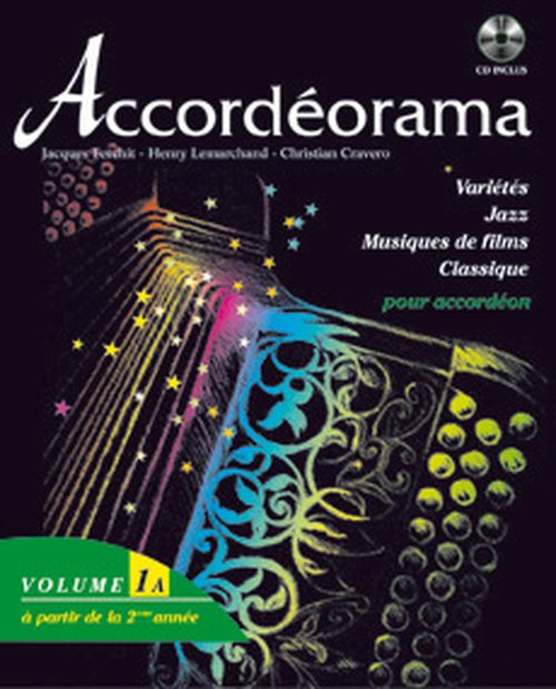 Accordéorama Volume 1A