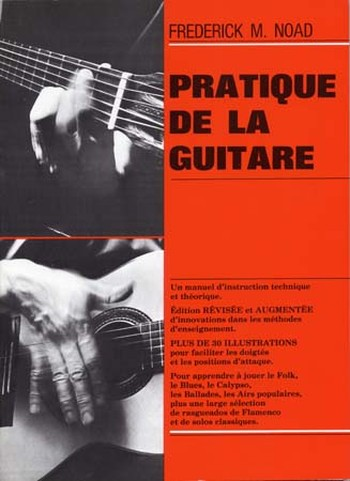 Pratique de la Guitare (Partition)