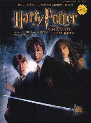 Selected Themes From Harry Potter And The Chamber Of Secrets (Late Elementary Piano Solos)