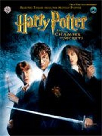 Selected themes from the motion picture Harry Potter And The Chamber Of Secrets: Cello, Piano