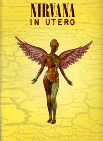 In Utero Guitar Recorded Version (Partition)