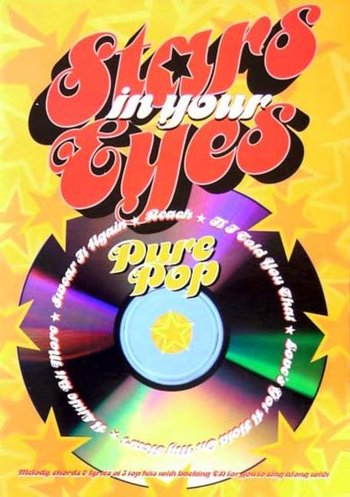Stars in your eyes : Pure Pop