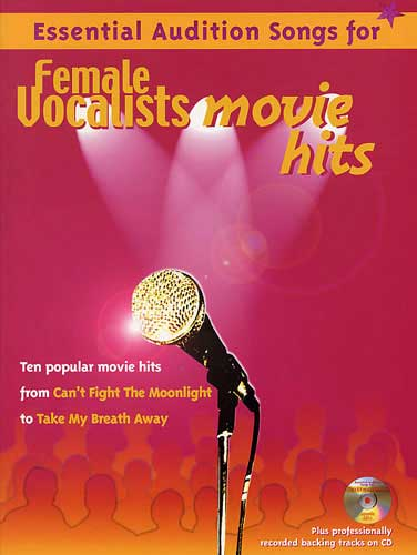 Essential Audition Songs For Female Vocalists : Movie Hits