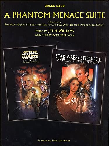 Star Wars Episode I : A Phantom Menace Suite