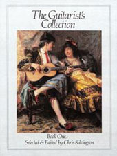 The Guitarist's Collection Book One