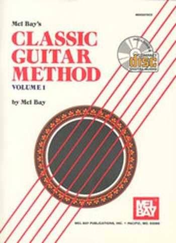 Classic Guitar Method Volume 1 (Partition+CD)