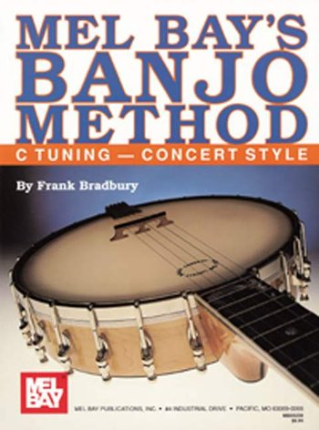 Banjo Method (C Tuning) (Partition)