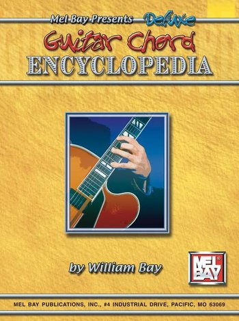 Deluxe Encyclopedia of Guitar Chords (Partition)