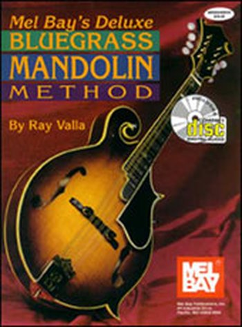 Deluxe Bluegrass Mandolin Method (Partition+CD)