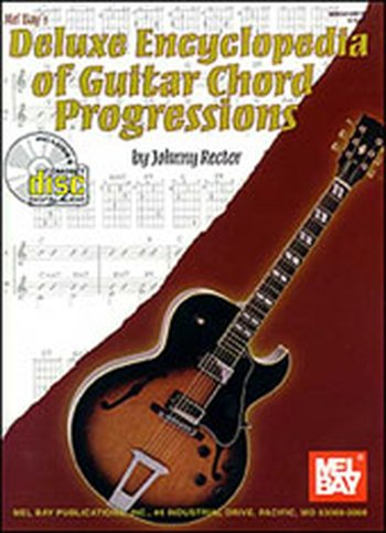 Deluxe Encyclopedia of Guitar Chord Progressions (Partition+CD)