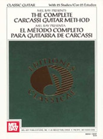 The Complete Carcassi Guitar Method (Partition)
