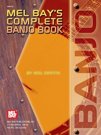 Complete Banjo Book (Partition)