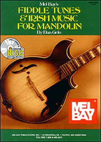 Fiddle Tunes & Irish Music for Mandolin (Partition+CD)