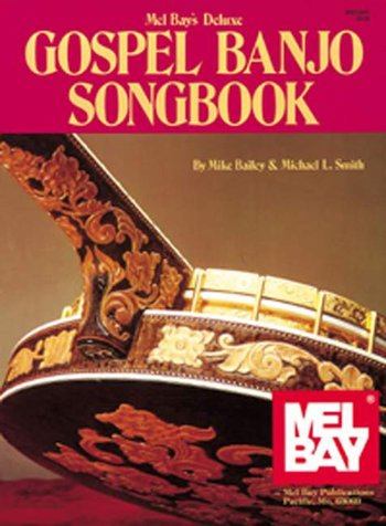 Deluxe Gospel Banjo Songbook (Partition)