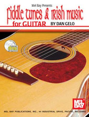 Fiddle Tunes & Irish Music for Guitar (Partition+CD)