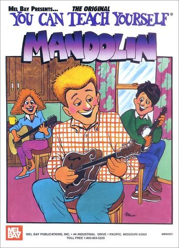 You Can Teach Yourself Mandolin (Partition)