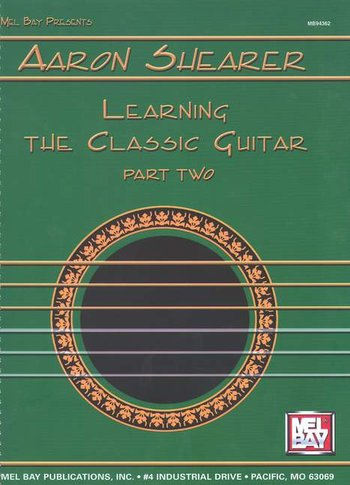 Learning the Classic Guitar Part 2 (Partition)