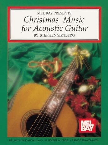 Christmas Music for Acoustic Guitar (Partition)