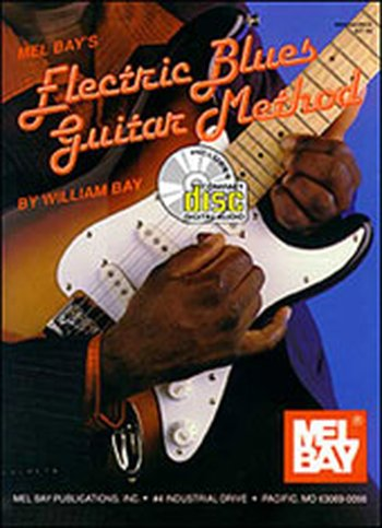 Electric Blues Guitar Method (Partition+CD)