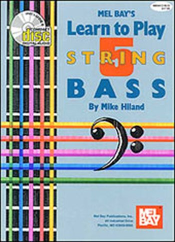 Learn to Play 5-String Bass (Partition+CD)