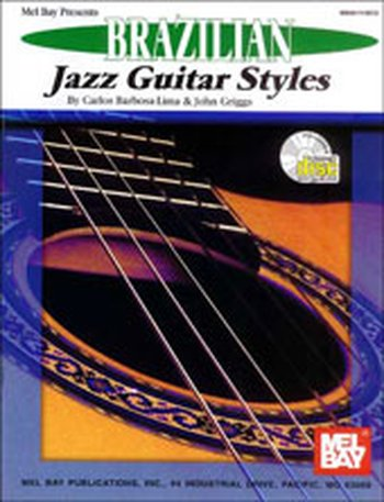 Brazilian Jazz Guitar Styles (Partition+CD)