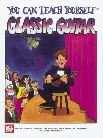 You Can Teach Yourself Classic Guitar (CD)
