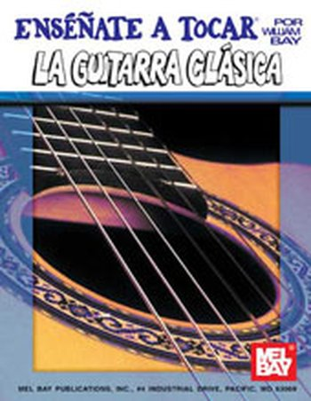 You Can Teach Yourself Classic Guitar in Spanish (Partition)