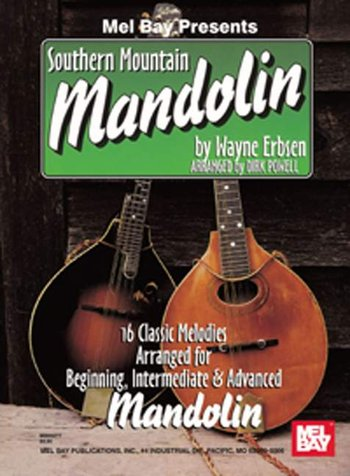 Southern Mountain Mandolin (Partition)