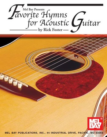 Favorite Hymns for Acoustic Guitar (Partition)