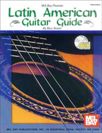 Latin American Guitar Guide (Partition+CD)