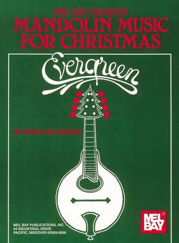 Evergreen/Mandolin Music for Christmas (CD)