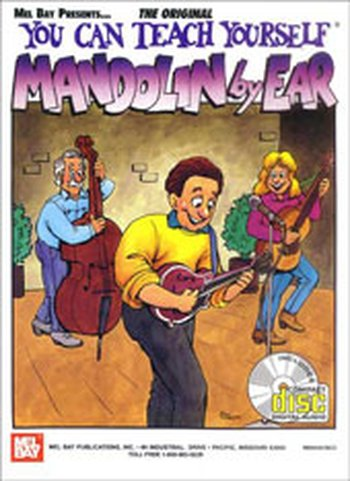 You Can Teach Yourself Mandolin By Ear (Partition+CD)